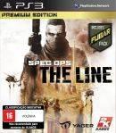 Spec Ops The Line Playstation 3 Original Lacrado  - Place Games