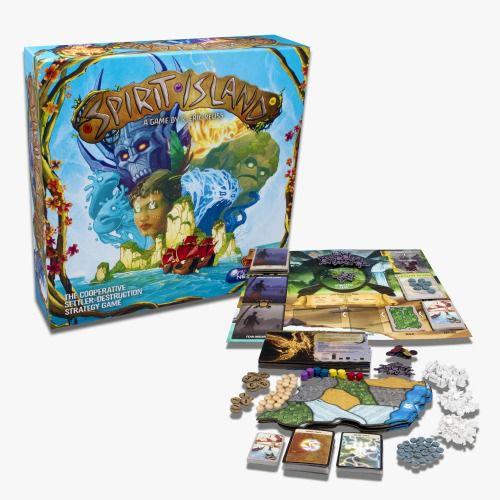 Spirit Island Jogo de Tabuleiro Ace Studios ACE0009  - Place Games