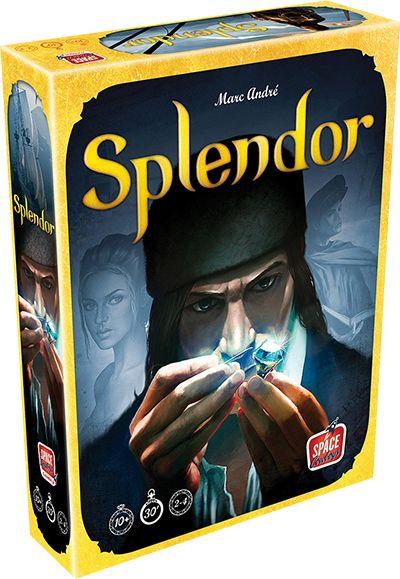 Splendor Jogo de Cartas Galapagos SPL001  - Place Games