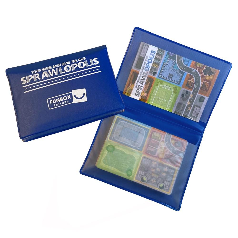 Sprawlopolis Jogo de Cartas Funbox Editora  - Place Games
