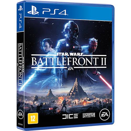 Star Wars Battlefront 2 PS4 Lacrado  - Place Games
