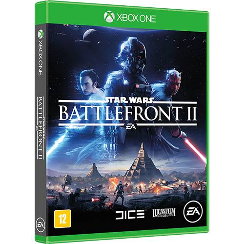 Star Wars Battlefront 2 XBOX ONE Lacrado  - Place Games