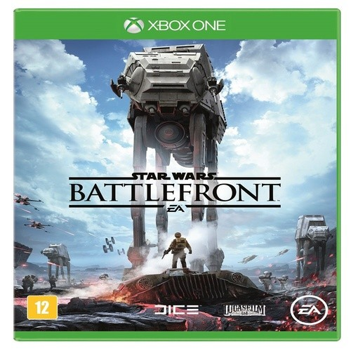 Star Wars Battlefront Xbox One Original Usado  - Place Games