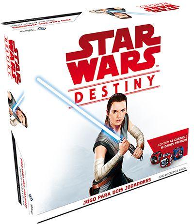 Star Wars Destiny Pacote Inicial para 2 Jogadores Galapagos SWD008  - Place Games