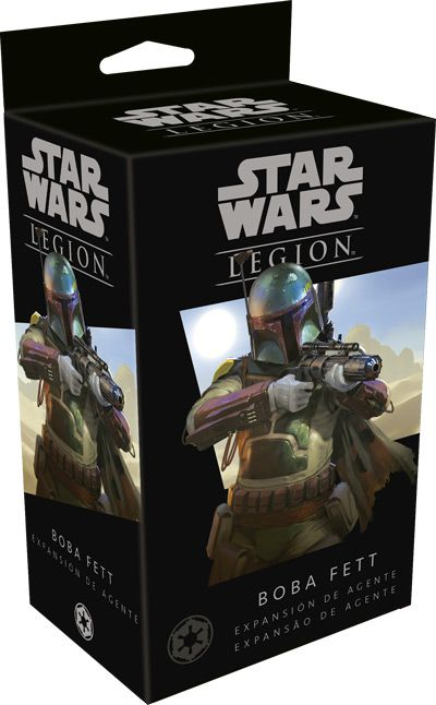 Star Wars Legion Wave 2 Boba Fett Expansão de Agente Galapagos SWL018  - Place Games
