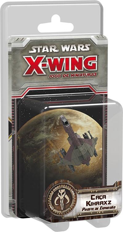 Star Wars X Wing Caça Kihraxz Galapagos SWX032  - Place Games