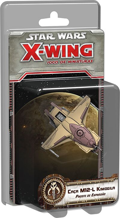 Star Wars X Wing Caça M12-L Kimogila Galapagos SWX070  - Place Games