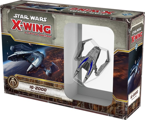 Star Wars X Wing IG 2000 Galapagos SWX027  - Place Games