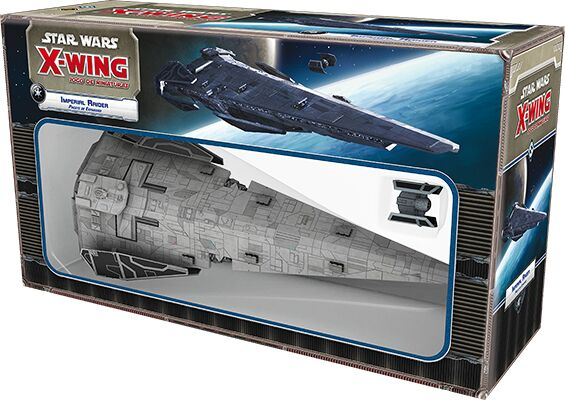 Star Wars X Wing Imperial Raider Galapagos SWX030  - Place Games