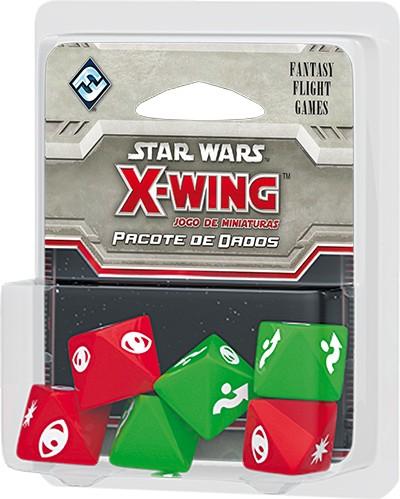 Star Wars X Wing Pacote de dados Galapagos SWX0901  - Place Games