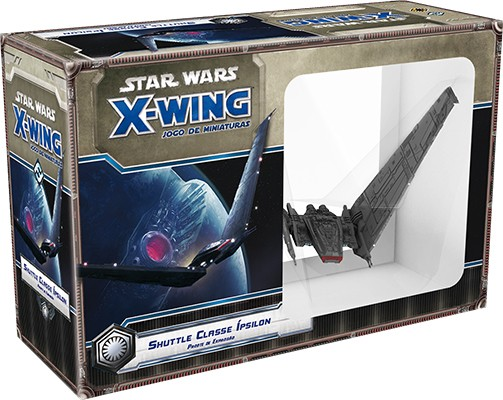 Star Wars X Wing Shuttle Classe Ípsilon Galapagos SWX060  - Place Games