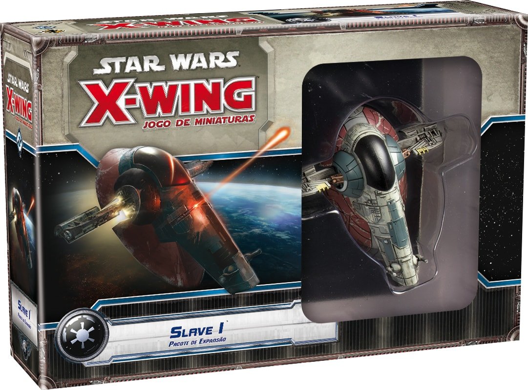 Star Wars X Wing Slave 1 Galapagos SWX007  - Place Games