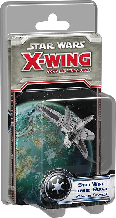 Star Wars X Wing Star Wing Classe Alpha Galapagos SWX069  - Place Games