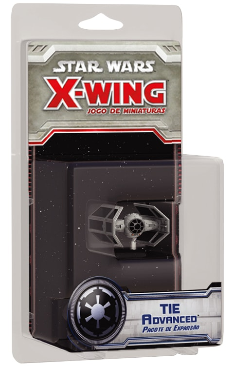 Star Wars X Wing TIE Advanced Galapagos SWX005  - Place Games