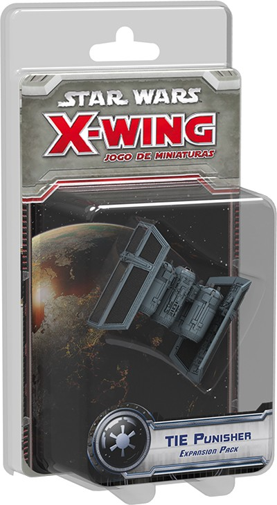 Star Wars X Wing Tie Punisher Galapagos SWX034  - Place Games