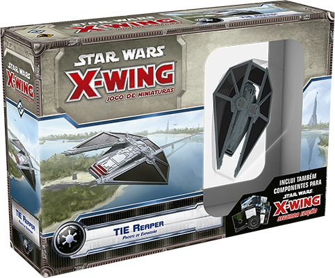 Star Wars X Wing Tie Reaper Galapagos SWX075  - Place Games