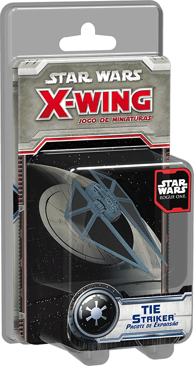 Star Wars X Wing Tie Striker Galapagos SWX063  - Place Games