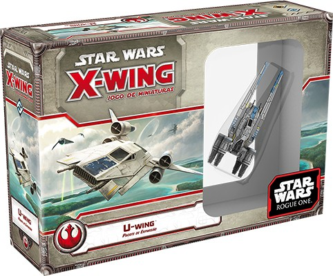 Star Wars X Wing U-Wing Galapagos SWX062  - Place Games