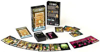 Stay Away jogo de Cartas Sherlock SA SHESTA001  - Place Games