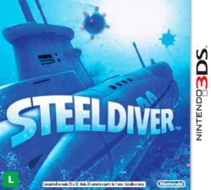 Steel Diver 3DS Original Usado  - Place Games