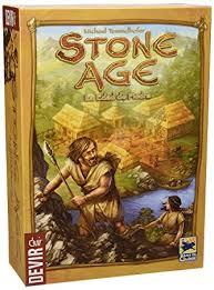 Stone Age Jogo de Tabuleiro Devir BGSTONEPT  - Place Games
