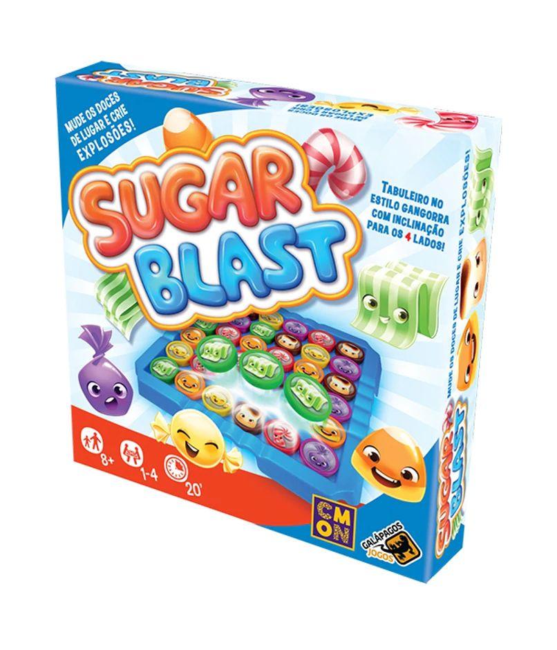 Sugar Blast Jogo de Tabuleiro Galapagos SUB001  - Place Games