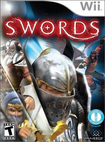 Swords Wii Usado Original  - Place Games