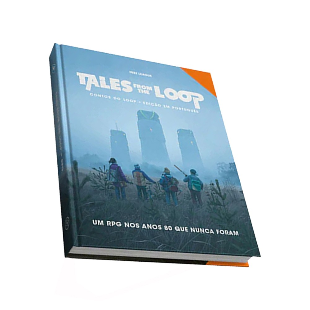 Tales from the Loop Livro de RPG Galapagos TFL001  - Place Games