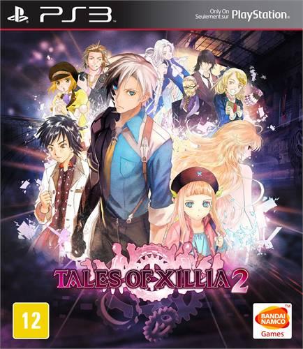 Tales of Xillia 2 Playstation 3 Original Lacrado  - Place Games