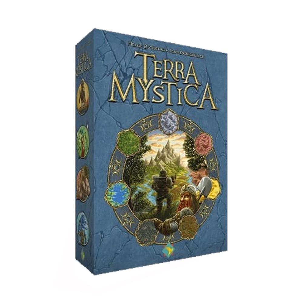 Terra Mystica Jogo de Tabuleiro Mandala MDL0026  - Place Games