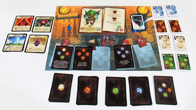 The Big Book of Madness Jogo de Tabuleiro Red Box RBX  - Place Games