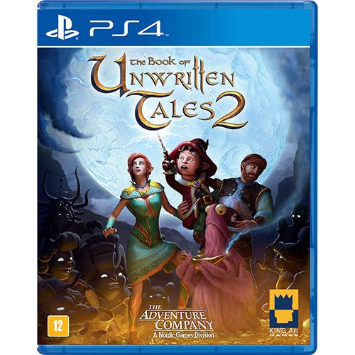 The Book of Unwritten Tales 2 Playstation 4 Original Lacrado  - Place Games