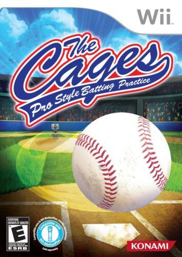 The Cages Wii Usado Original  - Place Games