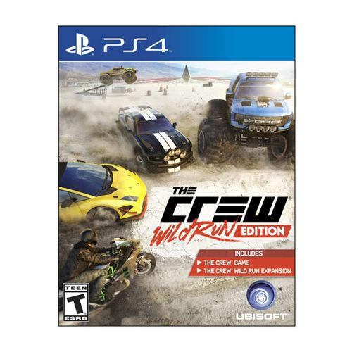 The Crew Wild Run Edition Playstation 4 Original Usado  - Place Games