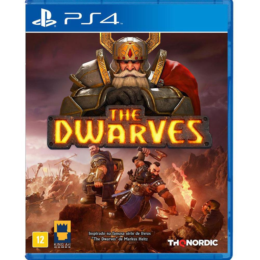 The Dwarves Playstation 4 Original Lacrado  - Place Games
