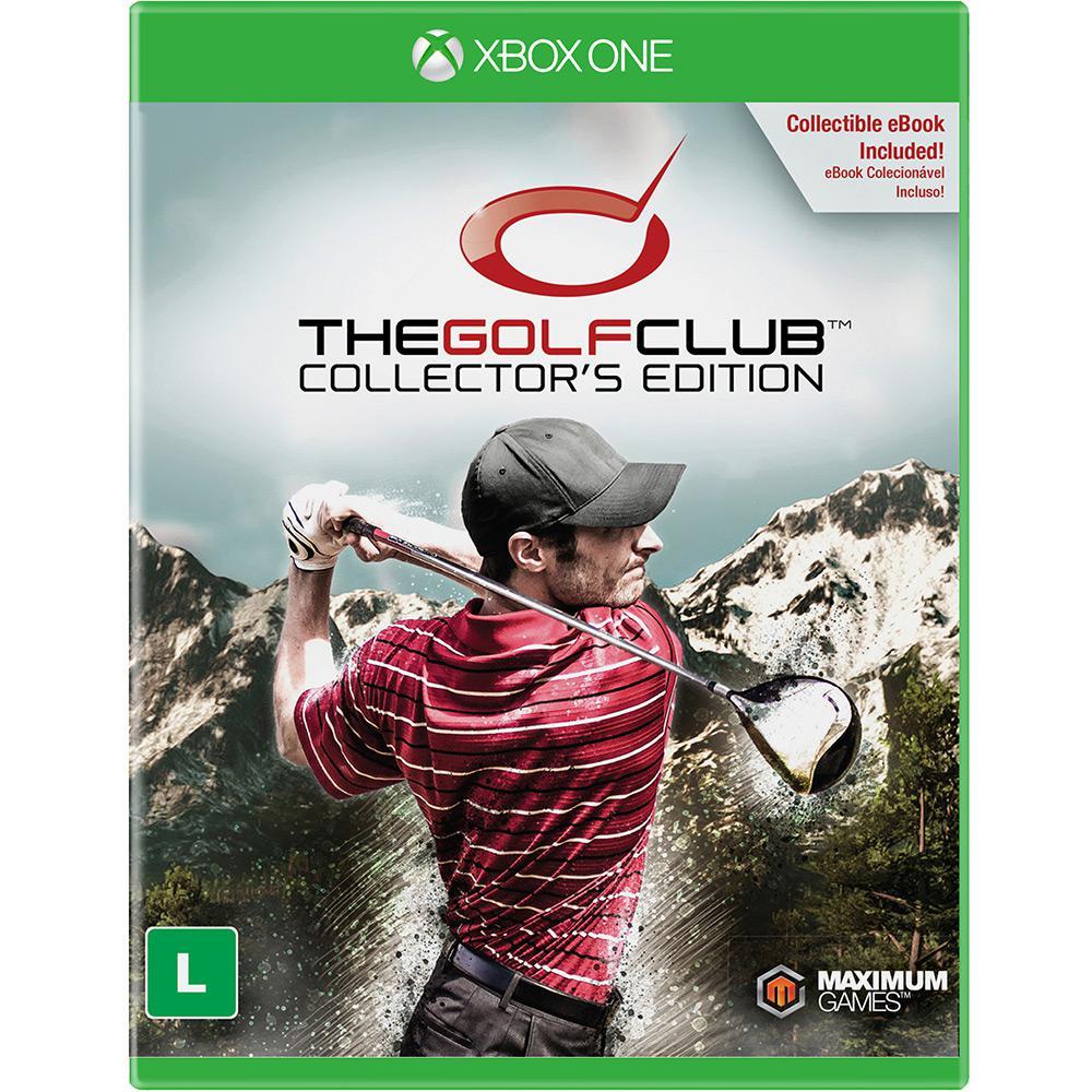 The Golf Club Collectors Edition Xbox One Original Lacrado  - Place Games