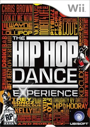 The Hip Hop Dance Experience Nintendo Wii Original Lacrado  - Place Games