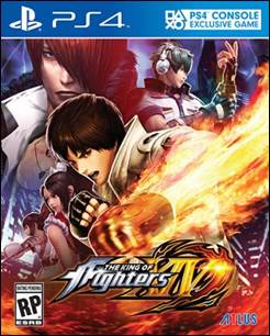 The King of Fighters XIV Playstation 4 Original Usado  - Place Games