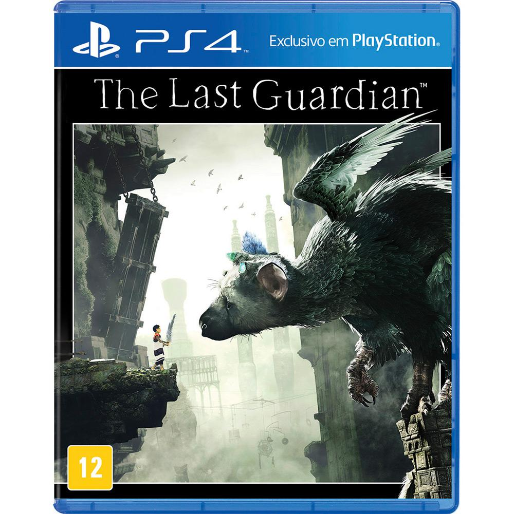 The Last Guardian Playstation 4 Original Usado  - Place Games