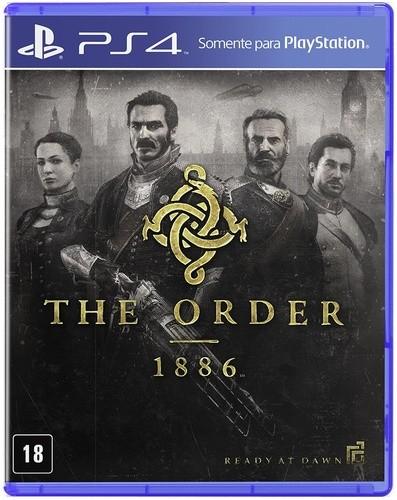 The Order 1886 PS4 Original Usado  - Place Games