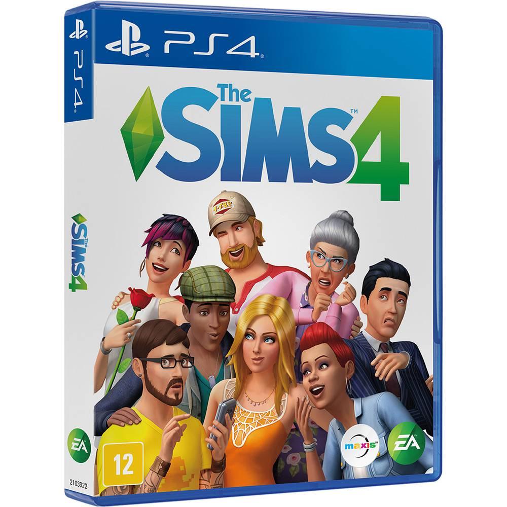 The Sims 4 Origins PS4 Lacrado  - Place Games