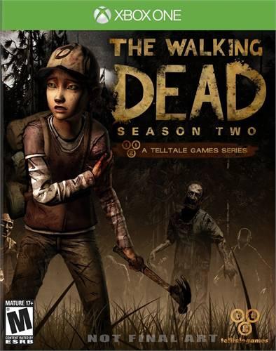 The Walking Dead Season Two Xbox One Original Lacrado  - Place Games