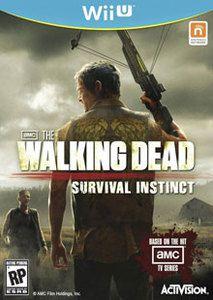 The Walking Dead Survival Instinct Nintendo Wii-U Original Novo  - Place Games