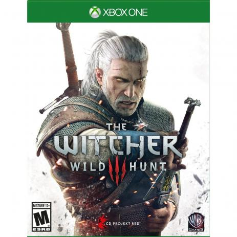 The Witcher 3 - Wild Hunt Xbox One Original Usado  - Place Games