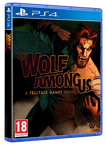 The Wolf Among Us Playstation 4 Original Usado  - Place Games