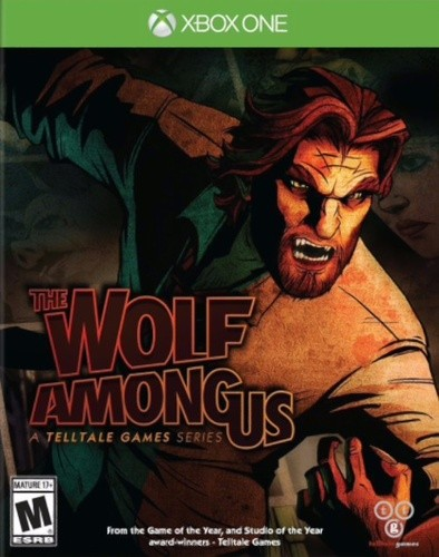 The Wolf Among Us Xbox One Original Usado  - Place Games