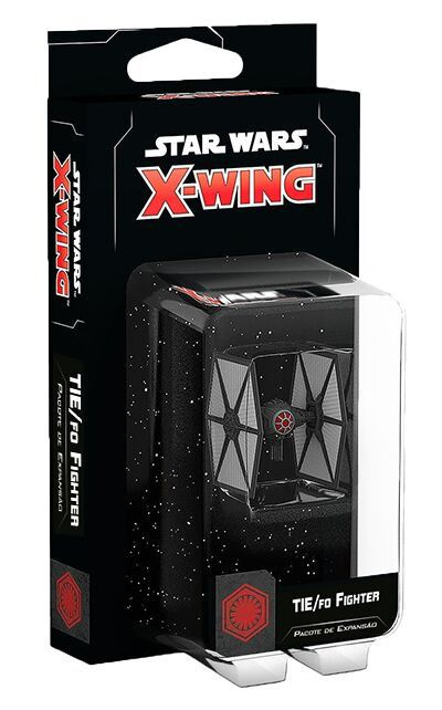 Tie FO Fighter da Primeira Ordem Expansão X-Wing 2.0 Wave 2 Galapagos SWZ026  - Place Games