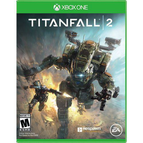 Titanfall 2 Xbox One Original Lacrado  - Place Games