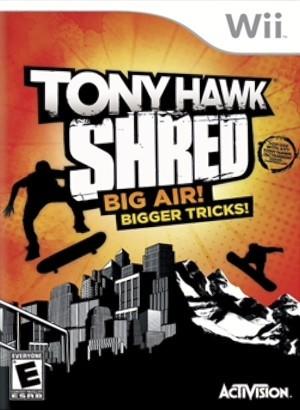 Tony Hawk Shred Wii Usado Original  - Place Games