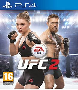 UFC 2 Playstation 4 Original Usado  - Place Games